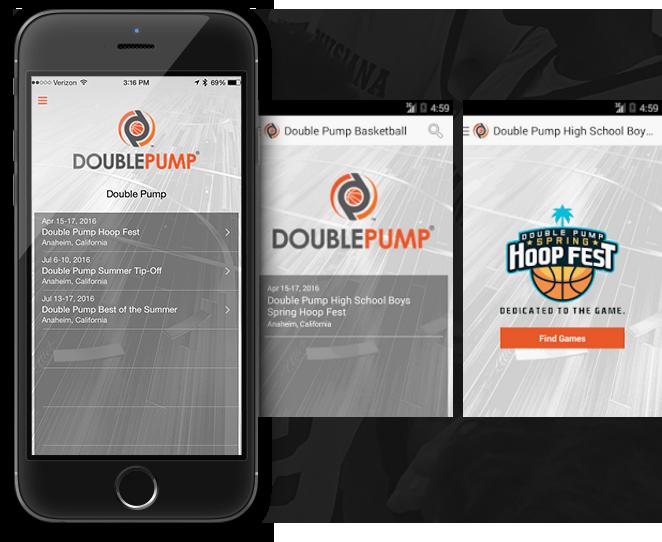 Double Pump App